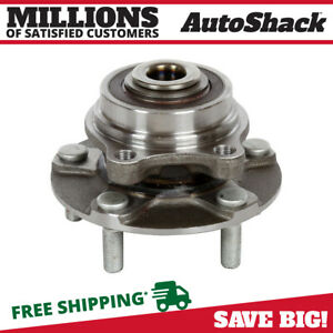 New Front Wheel Hub Bearing Assembly For An 03 07 Infiniti G35 03 09 Nissan 350z