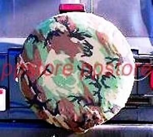 Spare Tire Cover 29 5 31 5 Camo Camouflage16r Dc95619g New
