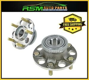 Acura Integra Type R 97 01 Rear Wheel Hub Bearing 5 Hub Bolts 512255 1pcs