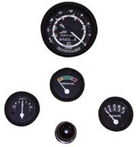 Ford Tractor 600 700 800 900 Tractor 5 Speed Instrument Gauge Kit 66896