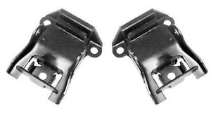 Motor Mount Kit For Chevy 250 283 307 327 348 350 Engine 57 73 Set Of 2