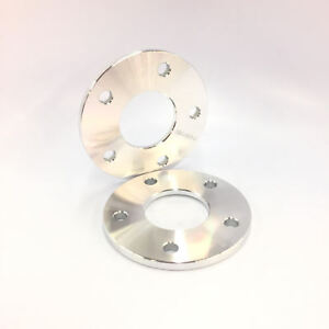 2x Hubcentric Wheel Spacers Adapters 5x114 3 5x4 5 64 1 Cb 10mm Thick