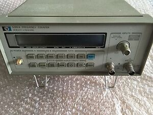 Hp Agilent 5385a Frequency Counter
