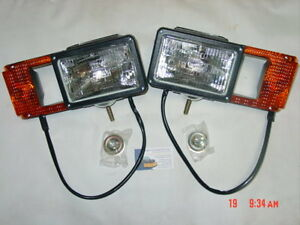Boss Plow Lights Msc03747 Arrow Snowplow Light Kit Rt3 Rt2 Ford Chevy Dodge