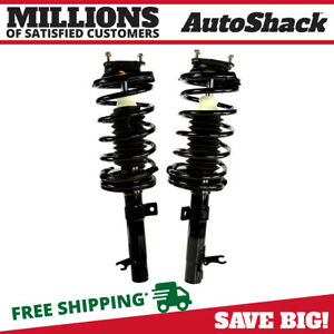 Front Complete Strut Assembly Pair For 2000 2001 2002 2003 2004 2005 Ford Focus