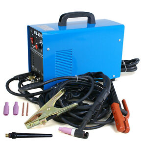 Tig mma Dc Inverter Ac dc Stainless 200a Ws 200d Welder Dual Voltage Brand New