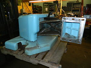 24 Position Tool Changer Off Of Hurco Bmc 30 Vertical Machining Center Used