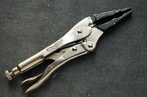 Caterpillar 136 4149 Governor Connection Pliers Wrench Tool Shop Service Locking