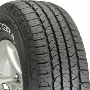 4 New P245 65 17 Goodyear Fortera Hl 65r R17 Tires 30091