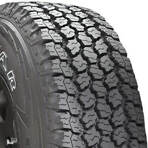 1 New Lt245 75 16 Goodyear Wrangler All Terrain Adventure 75r R16 Tire Lr E