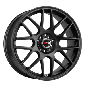 1 18x8 35 5x100 114 3 Drag Dr 34 Black Wheels Rims 18 Inch 70085