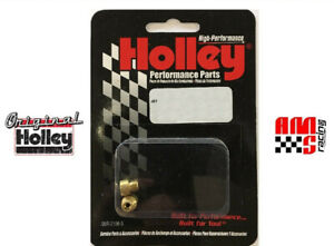 Holley 122 85 Pack Of 2 Carburetor Carb Matering Jets