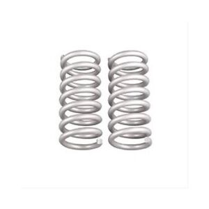 Summit Racing 720107 Lowering Springs Front Silver Powdercoated Gm F Body Kit