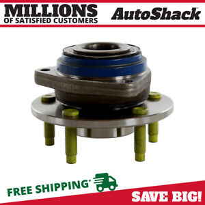 Front Driver Or Passenger Wheel Hub Bearing Assembly For Chevrolet Impala 5 3l