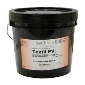 Saati Textil Pv Pure Photopolymer Screen Printing Emulsion Gallon Free Shipping