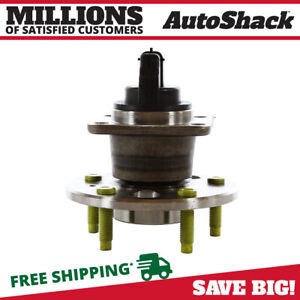 Rear Wheel Hub Bearing Assembly Fits 1997 2005 Buick Park Avenue W Abs Hb612005