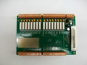 Icp Das 16p16r Cr 16 channel Isolated D i And 16 channel Relay Output Board
