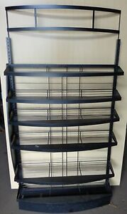Store Retail Display Rack Shelving Fixture Adjustible Shelves dc120