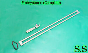 Embryotome complete Veterinary Instruments