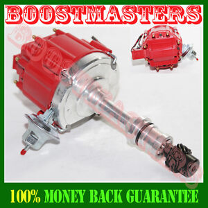 For Oldsmobile 1986 1976 V8 455 Engine Only 260 330 New H e i Distributor Red