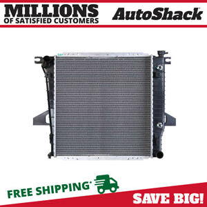 Radiator For 1998 1999 2000 2001 Ford Ranger Mazda B2500