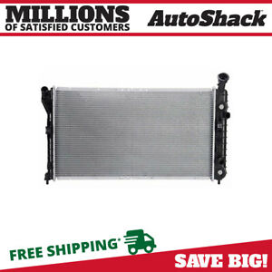 Radiator For Buick Regal Century 2000 2003 Chevrolet Impala Monte Carlo 3 8l V6