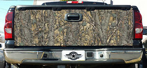 Tailgate Camouflage Truck Wrap Vinyl Decal 66 X27 3m Camo Tree Print Duck Camo