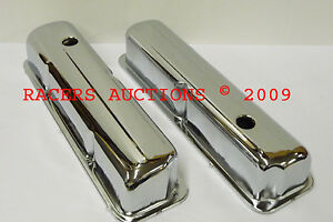 Big Block Ford Fe Chrome Valve Covers 352 390 406 427 428