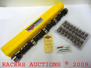 Bbc Chevy 454 Howards Hydraulic Cam And Lifter Kit 259 263 Dur 476 Lift