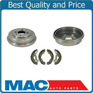 100 Brand New Rear Brake Drums Shoes For 03 05 Hyundai Accent 1 6l