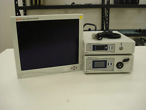 Stryker 1188 Complete System 19 Inch Flat Monitor
