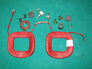 Delco 12 Volt Generator 1100309 Field Coil Set Repair Kit John Deere 50 60