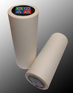 91m 305 Roll Of Ritrama P200 Paper Transfer Application App Tape Sign Vinyl