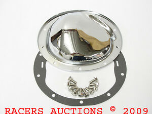 10bolt Chrome Differential Cover Kit Chevy 1 2 Ton Truck C10 C1500 1964 1987