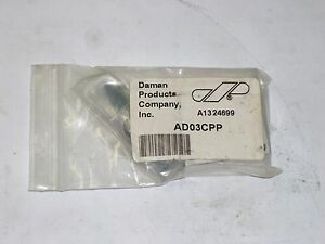 Daman Ad03cpp Aluminum Cover Plate
