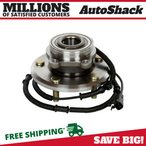 Rear Wheel Hub Bearing Assembly Fits 2008 2011 Chrysler Town Country Hb612362