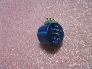 Servo Variable Resistor 14w1 2112 Nsn 5905 00 823 3615