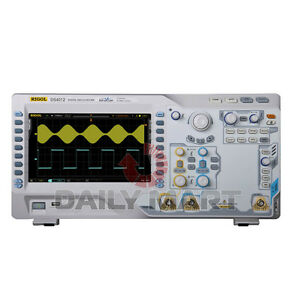 Rigol Ds4012 Digital Oscilloscope 100mhz 4 Gsa s Bandwidth 2 Analog Channels New