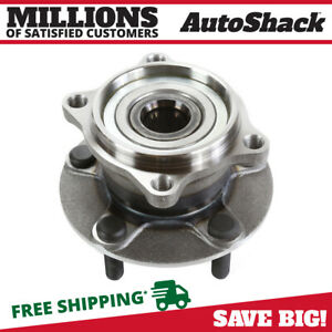 Rear Wheel Hub Bearing Assembly Fits 2004 2008 2010 11 Mitsubishi Endeavor W abs