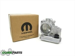 2007 2018 Jeep Dodge Chrysler 1 8l 2 0l 2 4l Throttle Body Oem Brand New Mopar