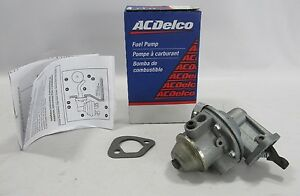 New Ac Mechanical Lift Fuel Pump 548 Gm Industrial Tractor Ford Case Farm