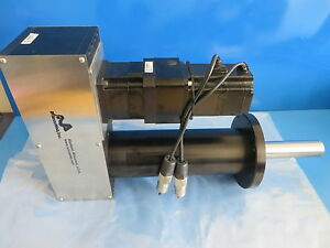 Accuweb Hfv 3 7900 03 Actuator For Vacuum Chambers W Mks High vacuum Bellows