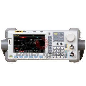 New Rigol Dg5071 Arbitrary Waveform Generator 70 Mhz 14 Bit Vertical Resolution