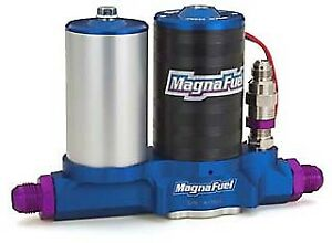 Magnafuel Mp 4450 Prostar 500 Electric Fuel Pump With Filter 2000hp 36psi