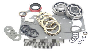 Transmission Rebuild Kit 80 87 Ford Toploader 3 Speed W Overdrive Rug Bk112ws