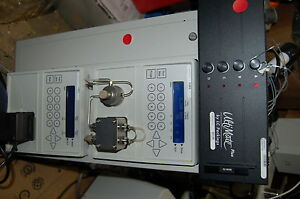 Lc Packings Famos Ultimate Plus Hplc System Autosampler Pump Uv Detector Micro D
