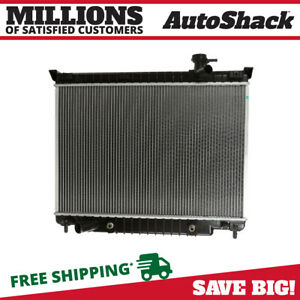 Radiator For 2002 2008 2009 Chevrolet Trailblazer Gmc Envoy 2003 2006 Envoy Xl