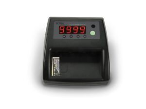 Digital Counterfeit Bill Detector Usd Euros Uv magnetic Ir Color Size