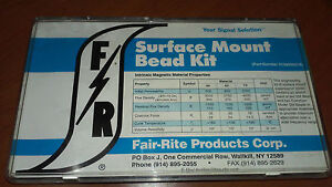 Fair Rite Surface Mount Bead Kit 0199000014 Test Electronic Components