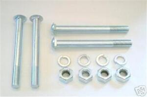 Ford 8n Naa Jubilee Tractor Fender Bolt Kit 355310 4 Bolts Nuts Washers